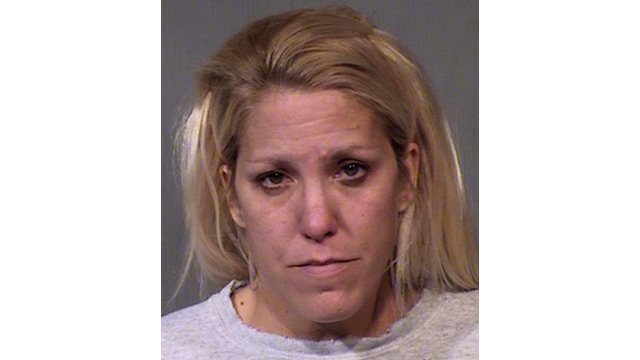 (Source: Maricopa County Sheriff's Office) Kelly Ann Wasko is accused of faking cancer to bilk people out of thousands of dollars.