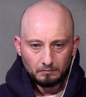 (Source: Maricopa County Sheriff's Office) Kenneth Cyrus