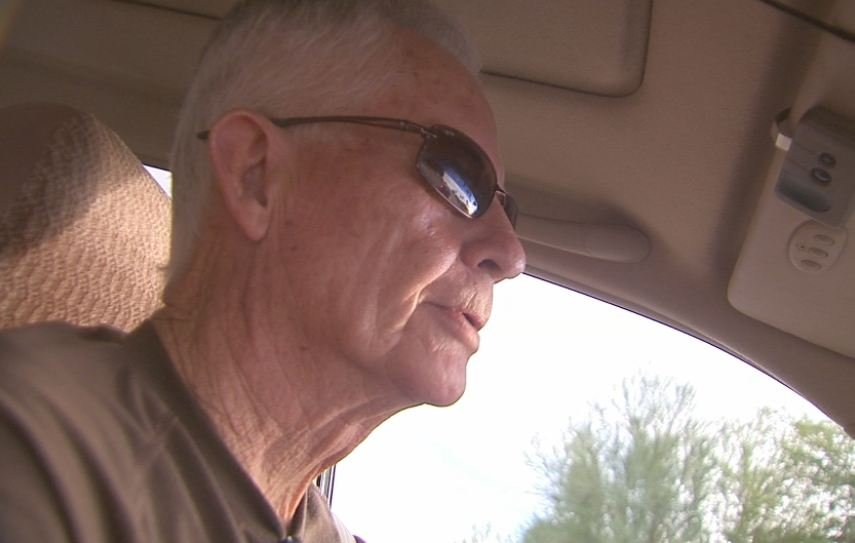 Dan Dennis, a retired police officer, performs an undercover evaluation.