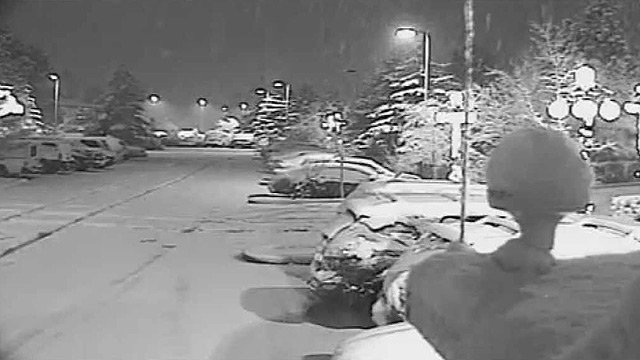 (Source: CBS 5 News) Snow began falling in Flagstaff  Thursday night and up to 8 inches of snow are expected in the high country.