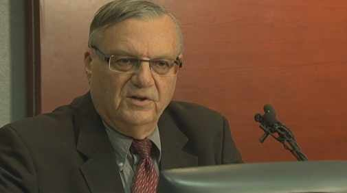 (Source: CBS 5 News) A judge has ruled a civil rights can move forward against Maricopa County Sheriff Joe Arpaio.