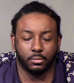 (Source: Maricopa County Sheriff's Office) Terrell Williams