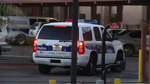 (Source: CBS 5 News) A 19-year-old woman was part of a group of people posing for photographs with the gun when it discharged and struck her brother.