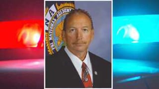 Prescott Valley Police Chief Bill Fessler