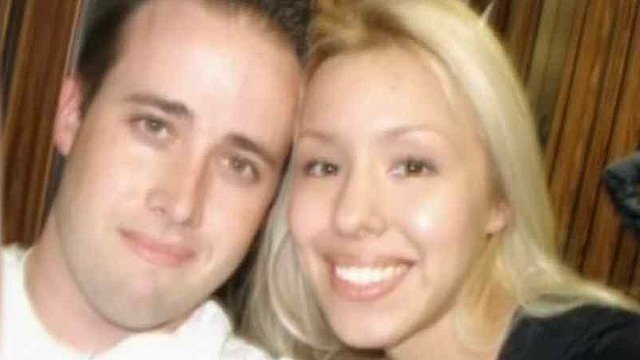 (Source: CBS 5 News) Travis Alexander, left, and Jodi Arias.
