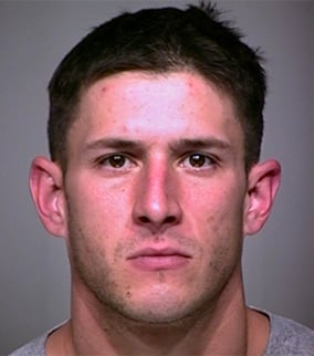 Christopher Lopez (Source: Peoria Police Department)
