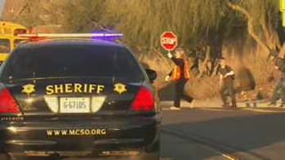 MCSO posse patrols Valley schools