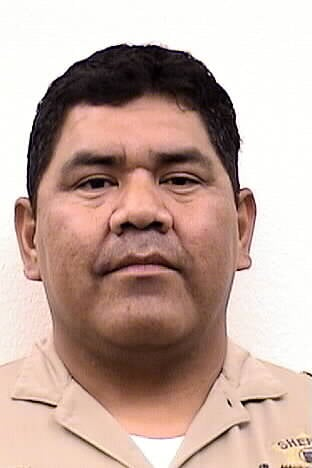 Deputy Ruben Garcia, a 29-year veteran with the Maricopa County Sheriff's Office, was seriously wounded in a shooting Tuesday morning.
