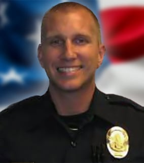 Phoenix police officer Chris Bennett (Source: Phoenix Police Department)