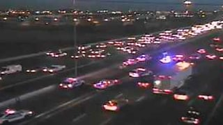 Phoenix motorcycle officer dragged during traffic stop