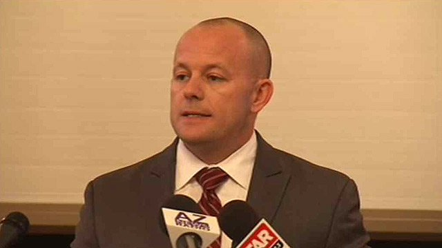 (Source: CBS 5 News) Campbell plans to push a $100 million school and community safety plan that would triple funding for school resource officers, add money for mental health treatment and require background checks at gun shows.