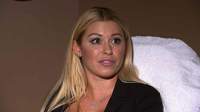 (Source: CBS 5 News) Lisa Parsons, 29, has been getting Botox injections for three years.