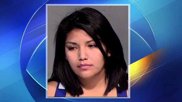 (Source: Mesa Police Department) Noelle Clough was sentenced to  three years probation in connection with the stabbing of her husband over a magazine quiz.