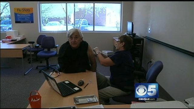 Flu vaccine shortage