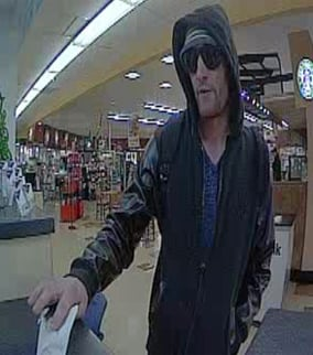 Police accuse him of robbing three banks. (Source: Chandler Police Department)