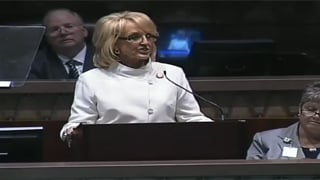 Gov. Brewer delivers State of the State