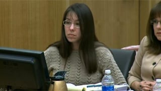 Jodi Arias in court on Monday