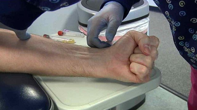 (Source: CBS 5 News) For those who want to be at the pinnacle of their performance, look no further than a simple blood test. Some local companies tout their tests as the best way to get in shape.