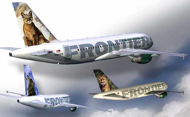 Frontier cancels some colorado springs flights arizona 39 s for Frontier motors colorado springs