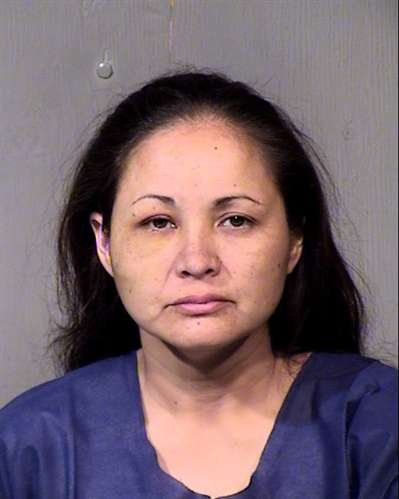 Angelica Maria Moreno (Source: Maricopa County Sheriff's Office)