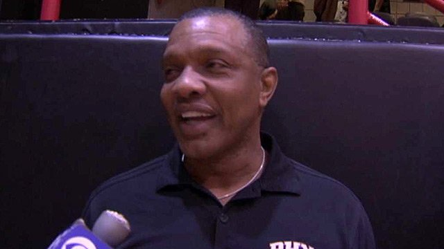 "The Phoenix Suns said the team and Head Coach Alvin Gentry agreed to ""part ways"" on Friday."