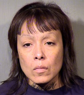 Marie Scheffert (Source: Maricopa County Sheriff's Office)
