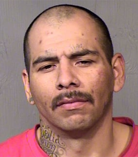 Frankie Beltran  (Source: Maricopa County Sheriff's Office)