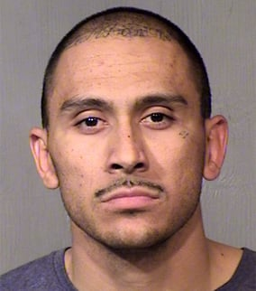 Alejandro Medrano  (Source: Maricopa County Sheriff's Office)
