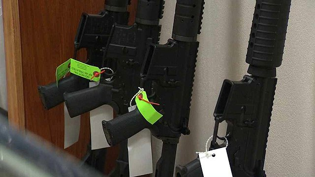 (CBS 5 N3ws) A new bill would prevent federal laws restricting certain weapons from being enforced in Arizona, including a ban on assault rifles.