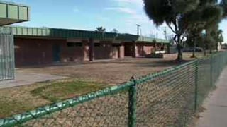 Frank Elementary School in Guadalupe.