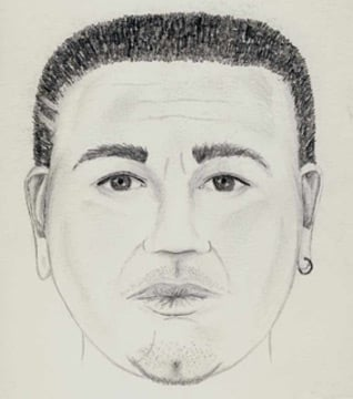  (Source: Tempe Police Department) Tempe police released this sketch of a man suspected of trying to grab a 15-year-old girl Tuesday.