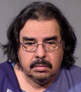 Daniel Mendoza (Source: Maricopa County Sheriff's Office)
