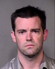 Jordan Ross Hall (Source: Maricopa County Sheriff's Office)