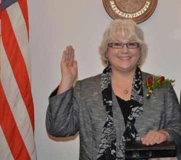 Rep. Cathrynn Brown, R-Carlsbad (Source: cathrynnbrown.com)