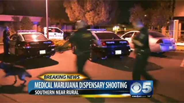 On Oct. 25, an employee was shot and critically wounded.