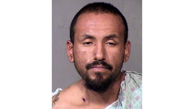 Brandon McCabe (Source: Maricopa County Sheriff's Office)