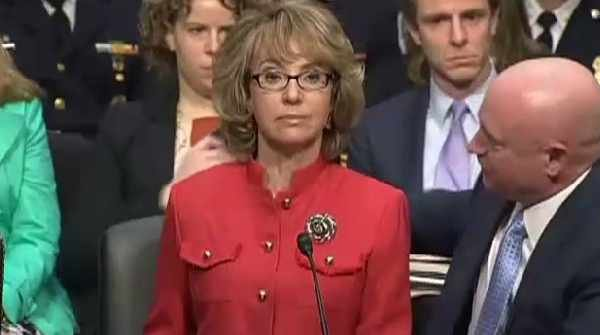 The shooting took place on the same day that hearings on legislation to address gun violence were convened in Washington, with former Arizona Rep. Gabrielle Giffords testifying for stricter gun controls.