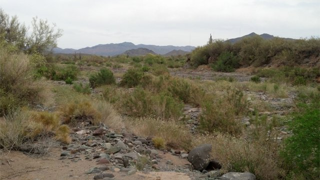 Cave Creek east  (Source: City of Phoenix)