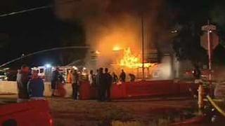 Phoenix 7-11 fire