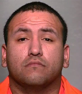 Suspect Brandon McCabe (Source: Maricopa County Sheriff's Office)