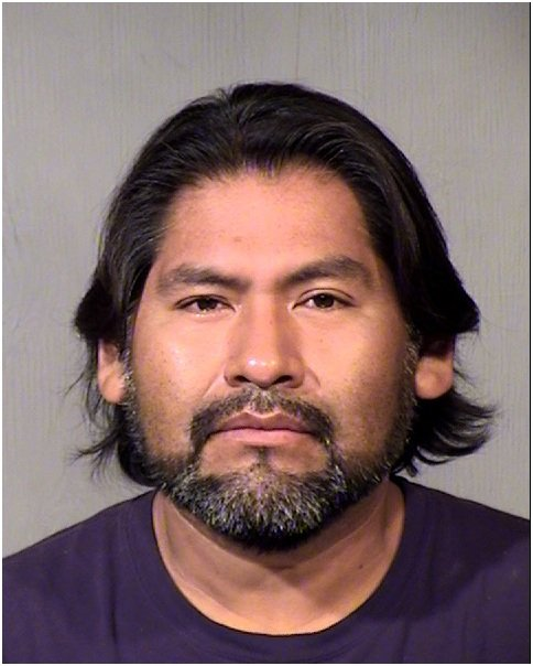 Francisco Valencia (Source: Maricopa County Sheriff's Office)
