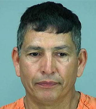 (Source: Pinal County Sheriff's Office)  Ramon Montijo promised not to return to the U.S. after serving half a prison sentence and being deported. He was arrested again on Tuesday in Pinal County.