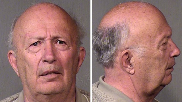 (Source: Gilbert Police Department) A cashier at Gilbert Burger King said that James Richard Miletta, 74, walked into the business about 3:15 p.m., said he was having a bad day, pulled a gun and demanded money.