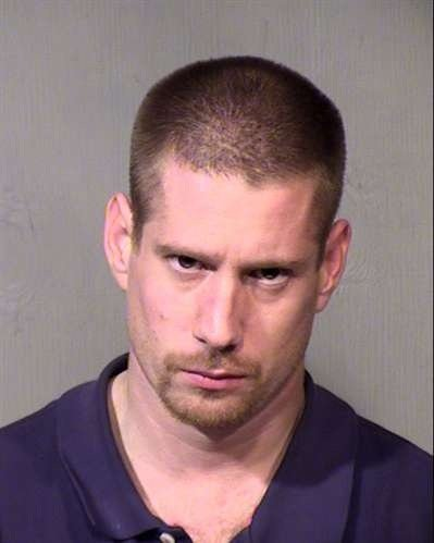 Joshua Bloom (Source: Maricopa County Sheriff's Office)