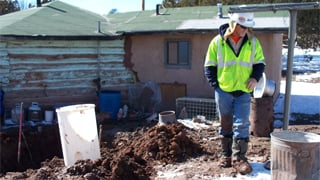 SRP has helped about 70 homeowners since crew's arrival on Feb. 8. (Source: Salt River Project)