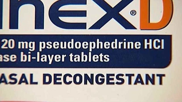 (Source: CBS 5 News) The DEA said it has seen a significant decline in methamphetamine labs in Arizona, greatly due to a crackdown of over-the-counter pseudoephedrine.