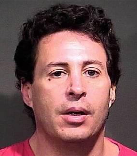 Roger Drake (Source: Mohave County Sheriff's Office)