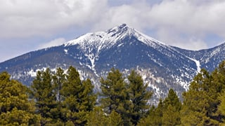 San Francisco Peaks (Source: USDA Forest Service)