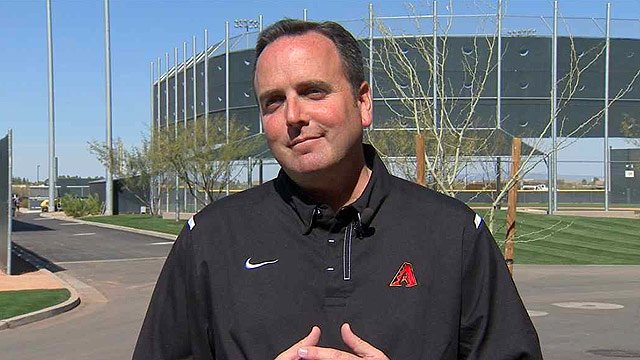 (Source: CBS 5 News) Arizona Diamondbacks' President Derrick Hall announced  the major league team donated $5,000 to the Pinal Mountain Little League after a fire destroyed much of its equipment.