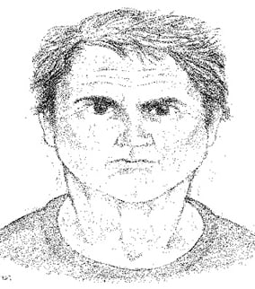 "Composite sketch of the ""person of interest."" (Source: Maricopa County Sheriff's Office)"
